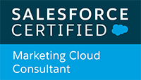 Marketing Cloud Consultant Salesforce