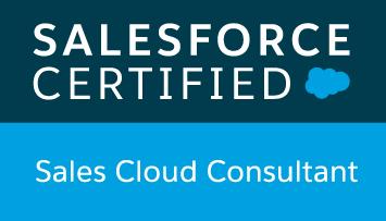 Sales Cloud Consultant